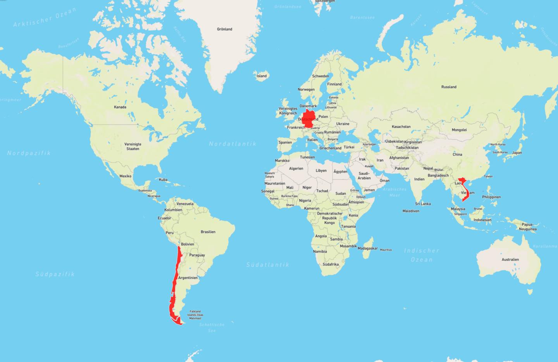 Institut für Geographiedidaktik: Exkursionen